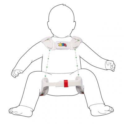 Детский отводящий тазобедренный ортез T?binger, Ottobock 28L10