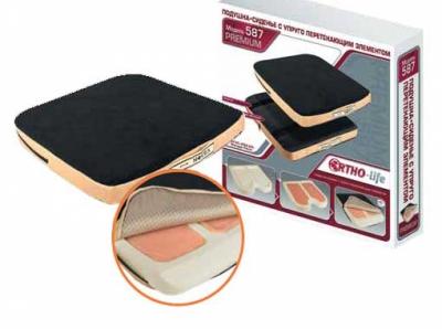Модель 587 — подушка-сиденье с упруго перетекающим элементом