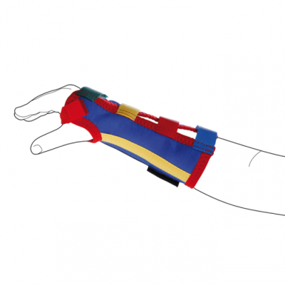 Детский лучезапястный ортез Ottobock Wrist Support Kids 4067