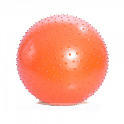 Мяч гимнастический игольчатый 75см Тривес М-175