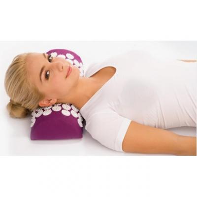 Ортопедическая массажная подушка-валик Тривес М-708