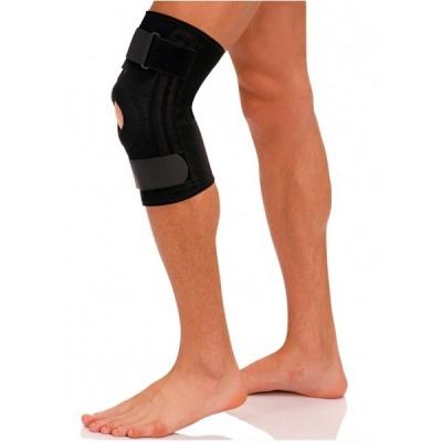 Бандаж на колено с ребрами жесткости Тривес  Т-8512