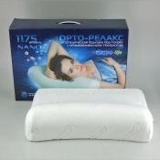 Модель 1175 Орто-релакс Nano — ортопедическая подушка под голову