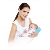Ортопедическая подушка для кормления грудью детей Trelax NANNY П29