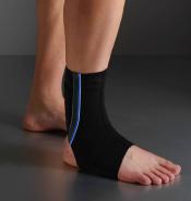 Бандаж на голеностопный сустав усиленный Rehband 7761