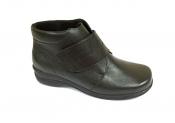 Ортопедическая демисезонная обувь, ботинки женские 1096