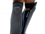 Спортивный ортез коленно-икроножный защитный (флорбол) Rehband 7758 пара