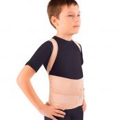 Корсет грудо-пояснично-крестцовый ORTO КГК 110 детский