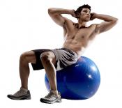 "Мяч гимнастический ""Body boll"" ORTO"