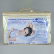 Модель 1180 Семейная — ортопедическая подушка под голову
