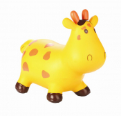 Мяч жираф Тривес М-311