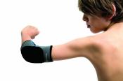Спортивный защитный налокотник детский Rehband 7727